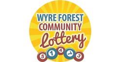 Wyre Forest Community Lottery logo landscape