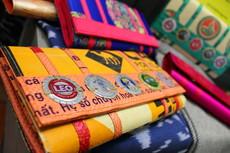 Bewdley Museum gift shop clutch bag