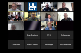 Roundtable- Trust in Policing Screenshot