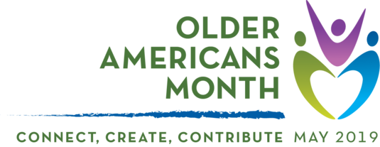 Older Americans Month Logo