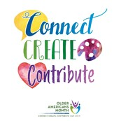 Connect, Create, Contribute