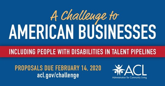 ACL Disability Employment Challenge