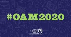 #OAM2020 Social Media Graphic