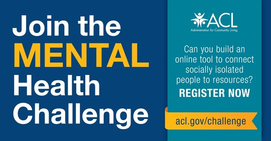 Register for ACL's MENTAL Health Challenge