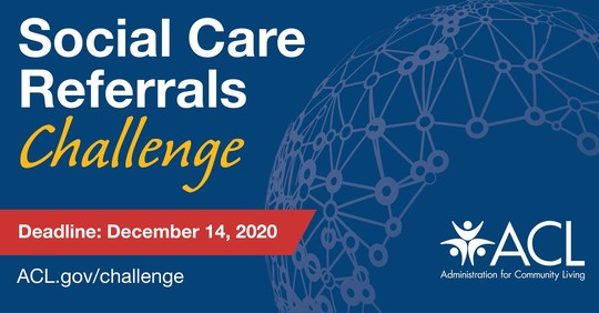 ACL's Social Care Referrals Challenge Deadline is December 14