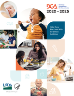 Dietary Guidelines for Americans Cover Page