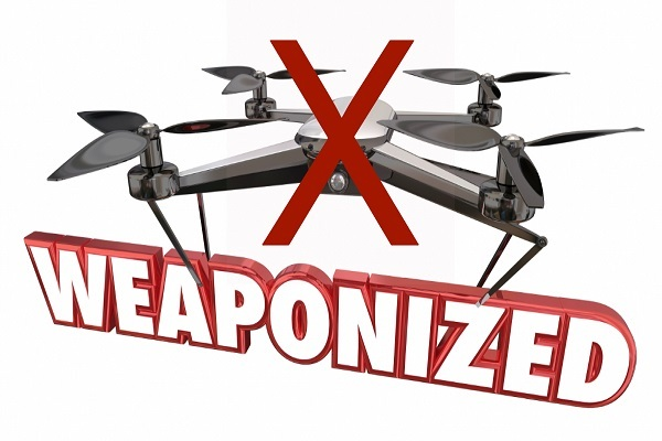 Do not Weaponize Drones Image