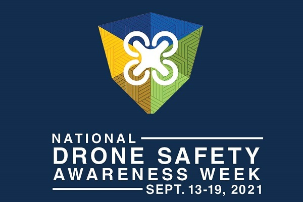Drone Safety Awareness Week Banner