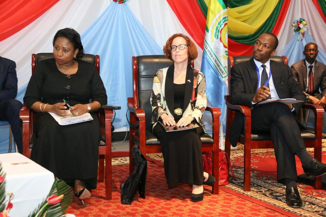 Anne Casper at 6th East African Health Conference