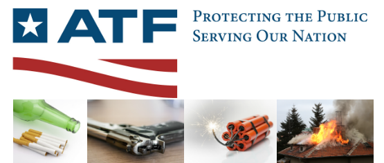 US ATF Protecting the public serving our nation