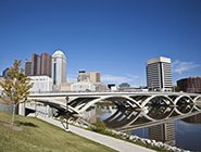Image of the Columbus Ohio skyline