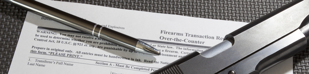 Form 4473 Firearms Transaction Record