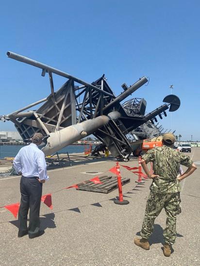 Naval Visit San Diego visit