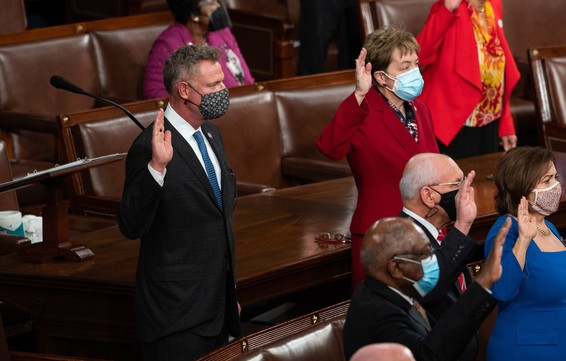 oath 117 congress