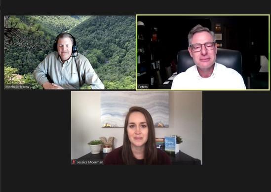 screenshot Evangelical Environmental Network