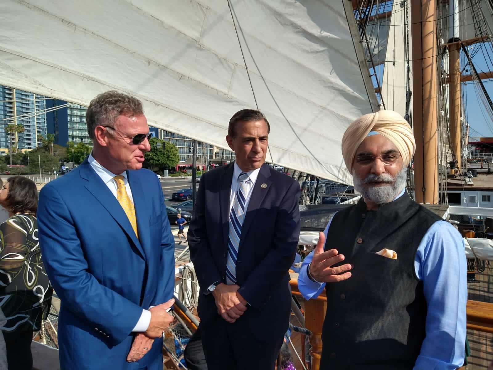 star of india ambassador meet up