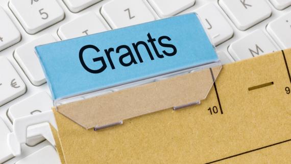 grants stock photo