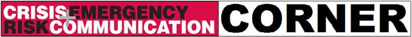 Crisis and Emergency Risk Communication Logo