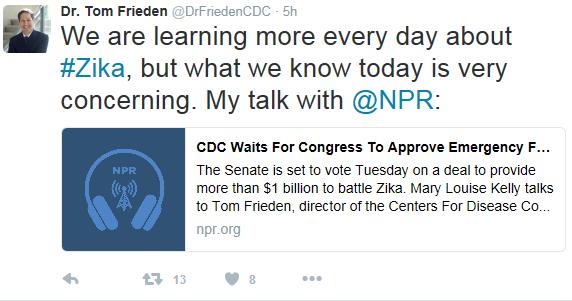 NPR Frieden