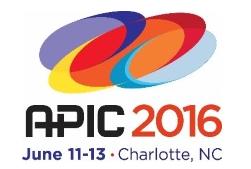 APIC 2016 June 11-13 Charlette NC