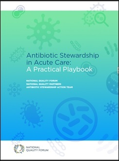 Antibiotic Stewardship Playbook