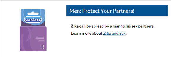 zika and men