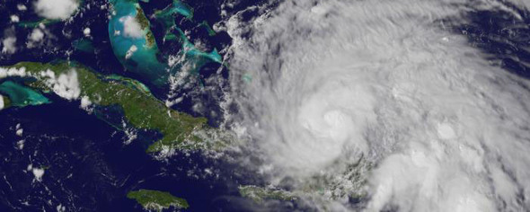Hurricane banner 2012