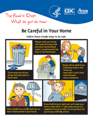 post-hurricane fact sheet for kids