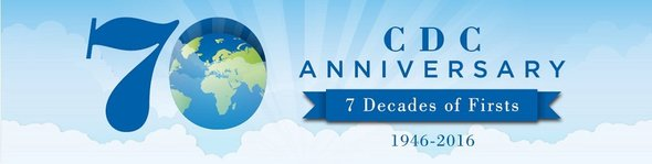 CDC 70th Anniversary