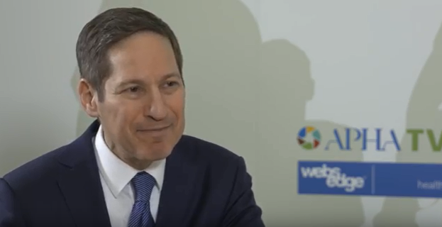 Dr. Tom Frieden at APHA Annual Meeting