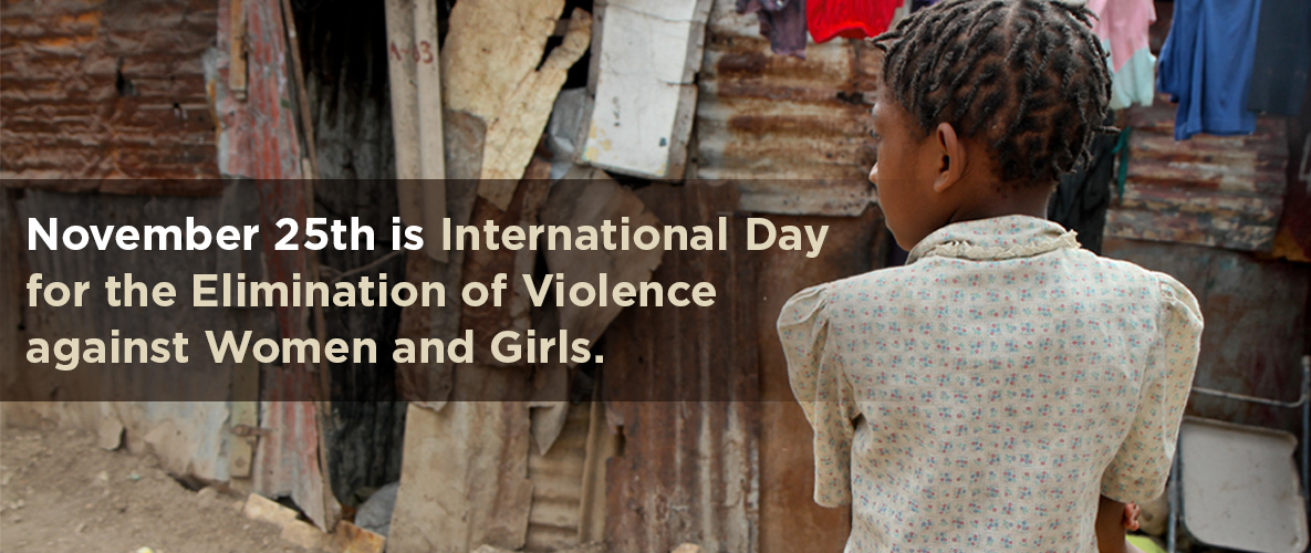 Eliminate violence against women