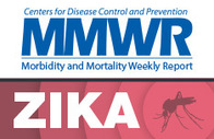 Zika Morbidity and Mortality Weekly Report (MMWR) Button