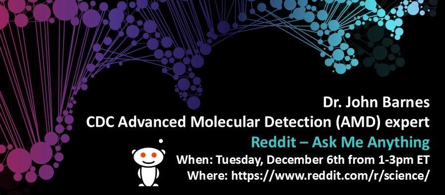 Advanced Molecular Detection (AMD) Forum