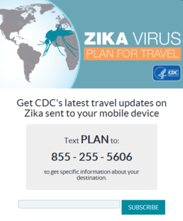 CDc Zika Mobile app