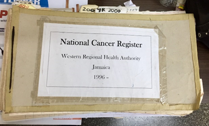 Cost of Cancer Registration