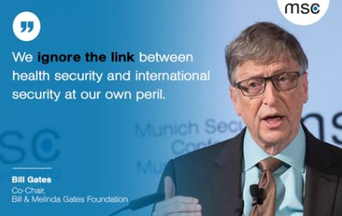 Bill Gates_Emergency Preparedness