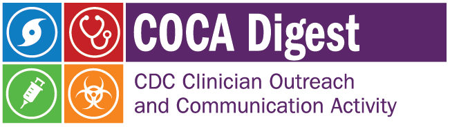 New COCA Digest Banner