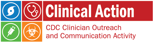 New Clinical Action Banner
