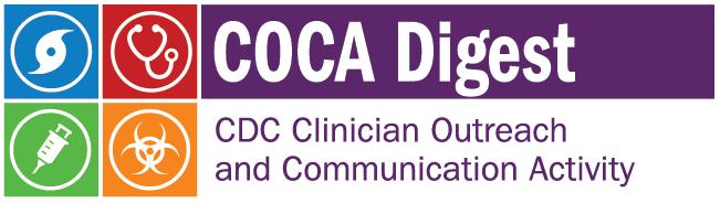 COCA Digset Banner