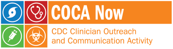 COCA Now Banner