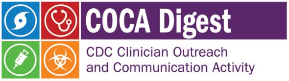 COCA Digest Banner
