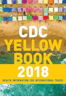 CDC Yellow Book 2018 Cover