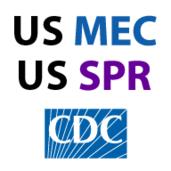 U.S. MEC and U.S. SPR Logos