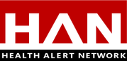 CDC Health Alert Network (HAN) Logo