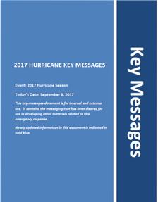 Hurricane KMs