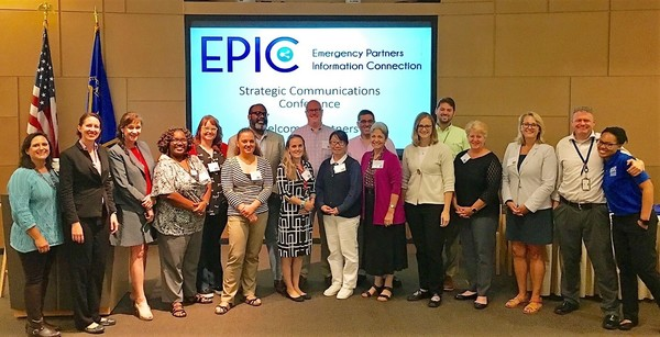 Partners who joined CDC at Emergency Partners Strategic Zika Communications Conference