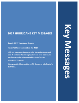 Key message cover page Sept 21