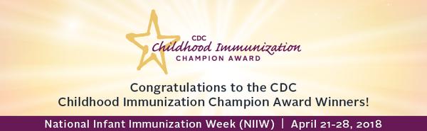 CDC Champions header
