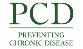 CDC's Preventing Chronic Disease journal logo