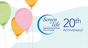 CDC Screen for Life 20th Anniversary